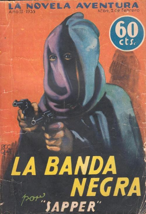 bulldog 2ª novela