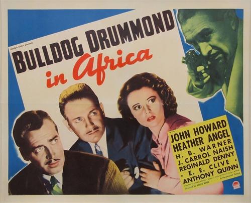 bulldog drummond africa