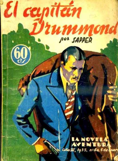 bulldog drummond libro 1
