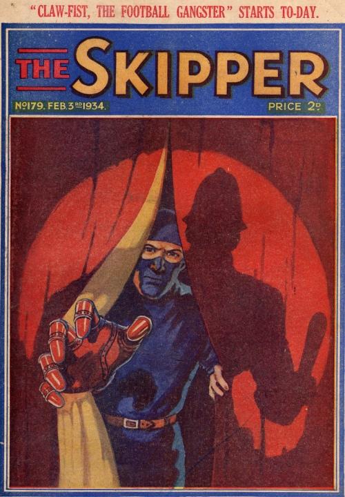 skipper 28 steel claw