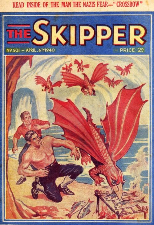 skipper 37